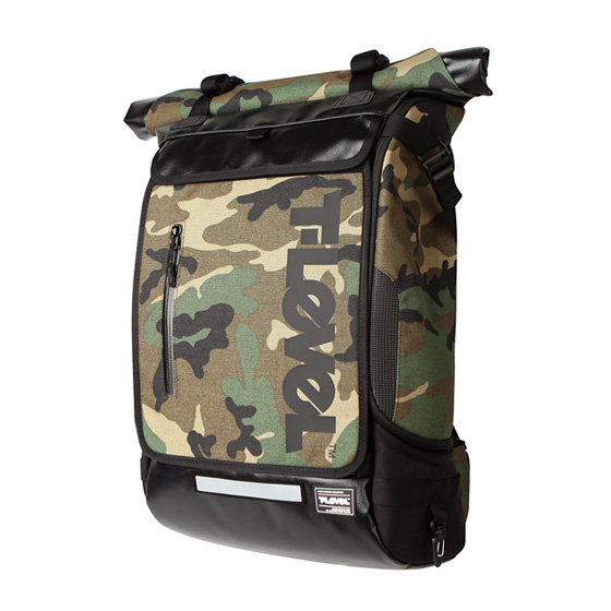 рюкзак T/level  T-LEVEL Infinity Rolltop Backpack Camo