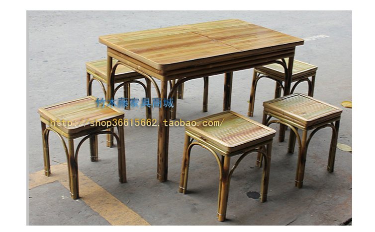 стол со стульями   397