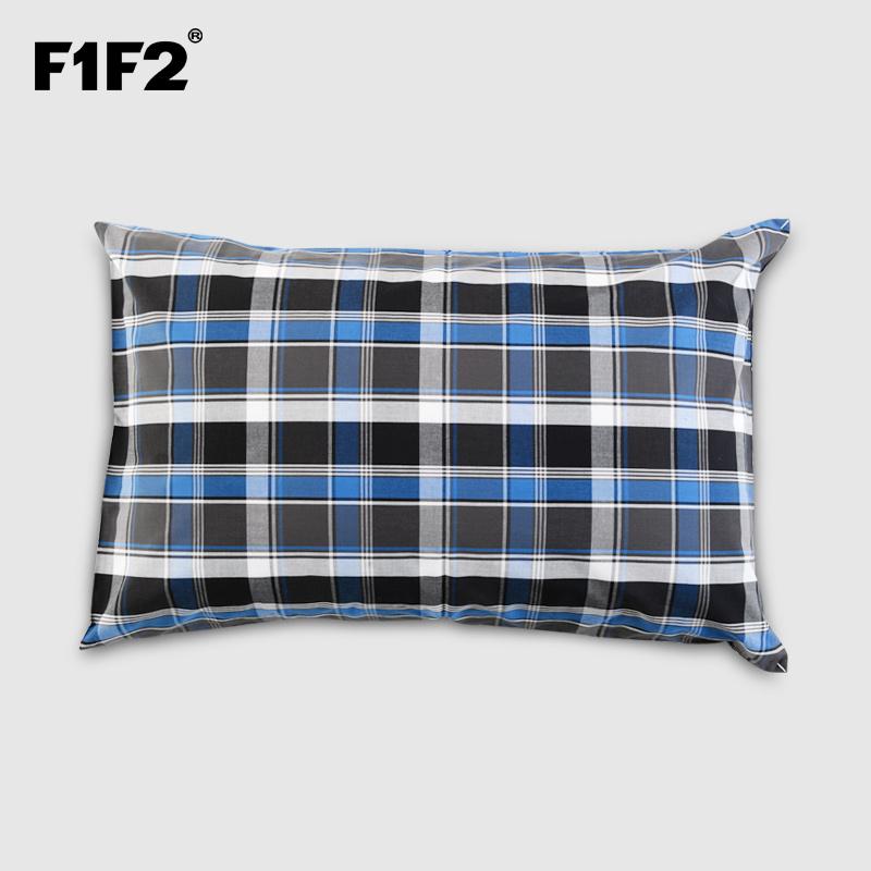 f1f2家纺纯棉枕套BZ1308