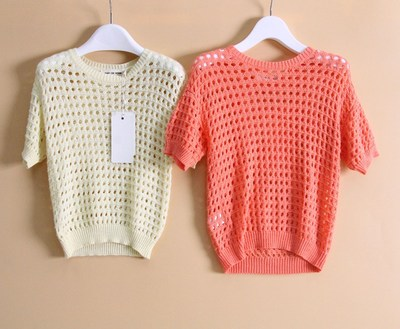 Beibei modern baby de mode genuine little girl children 's fashion sweater pullover original 488