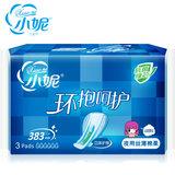 小妮 卫生巾超长夜用丝薄棉柔立体护围 J61 卫生巾