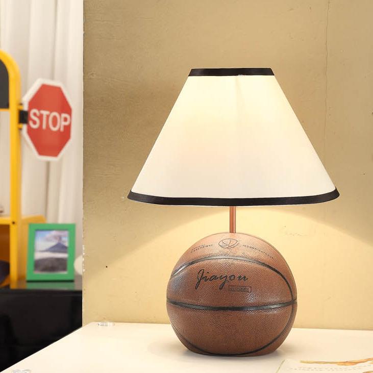 那澜多好欧式地中海儿童书房新篮球台灯TD-Q005-1