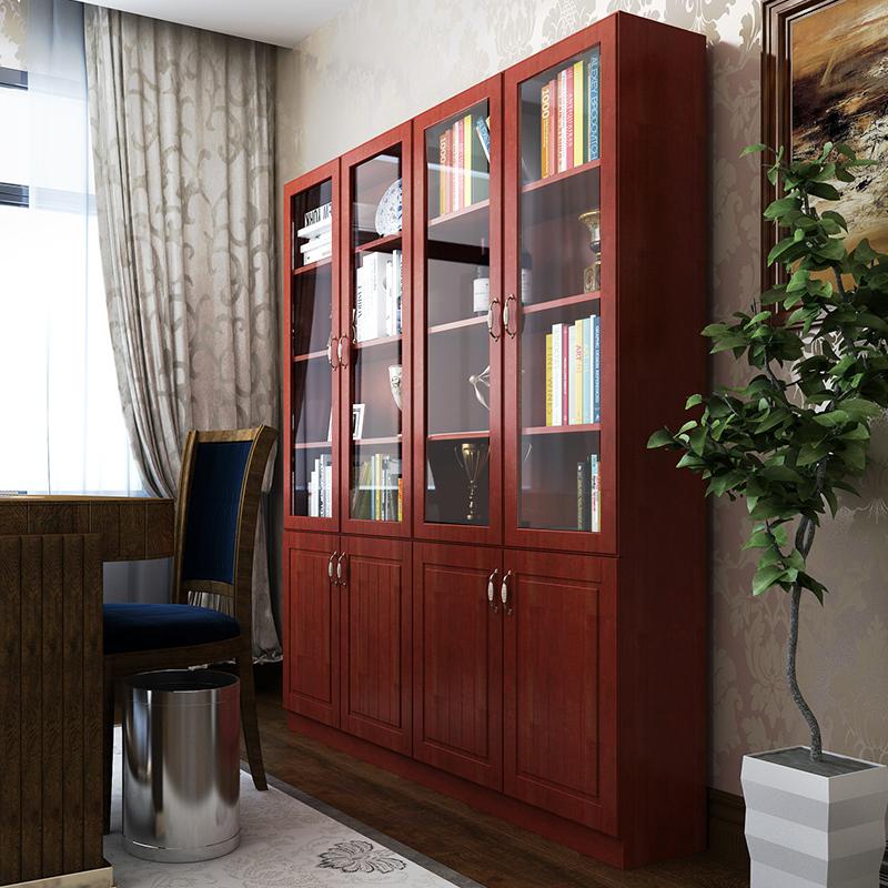 家米乐简约现代书柜书架