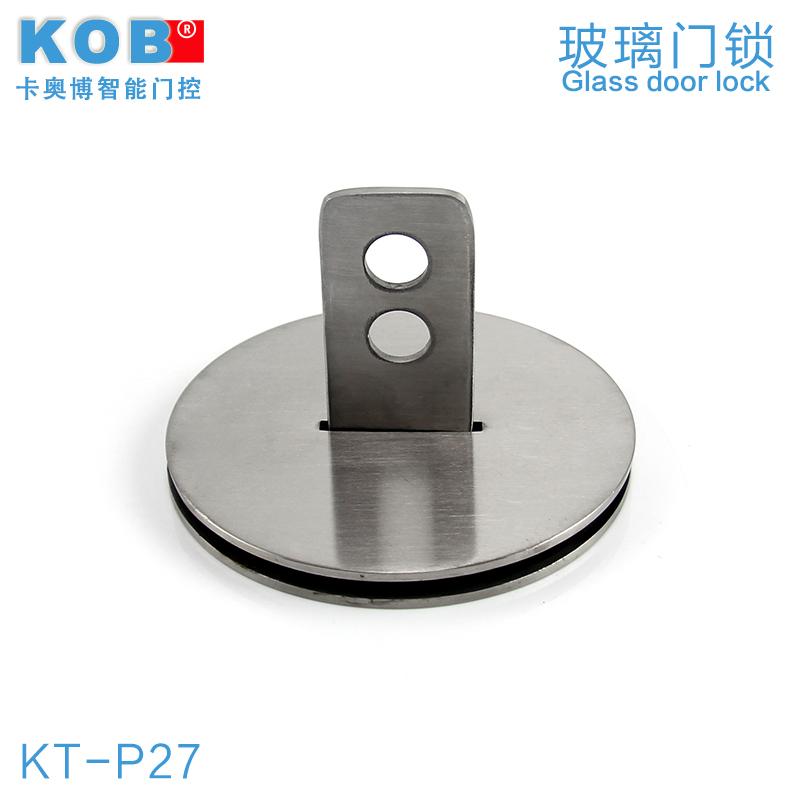 kob品牌免开孔玻璃门锁KT-GL50