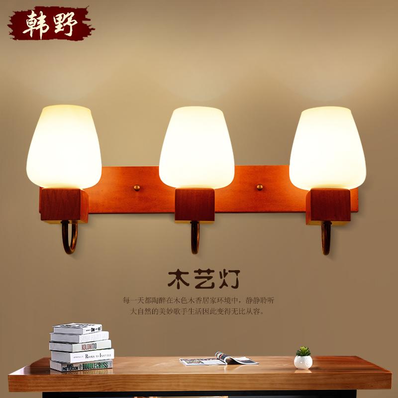 韩野现代中式镜前灯871-3