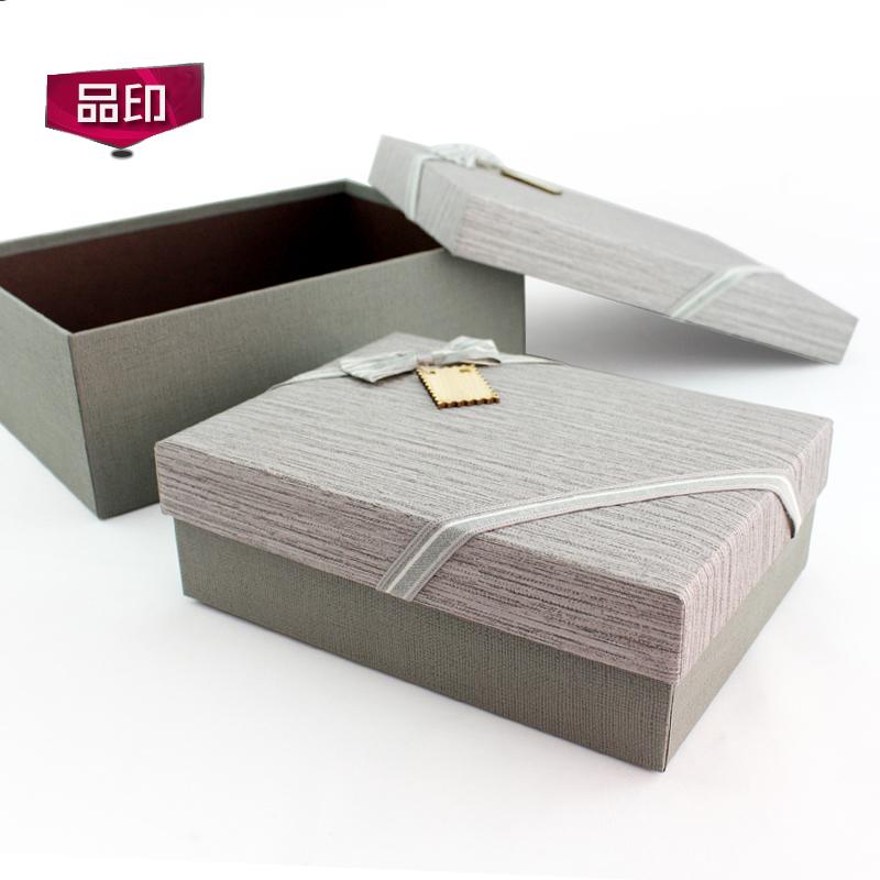 创品印长方形礼品盒9876