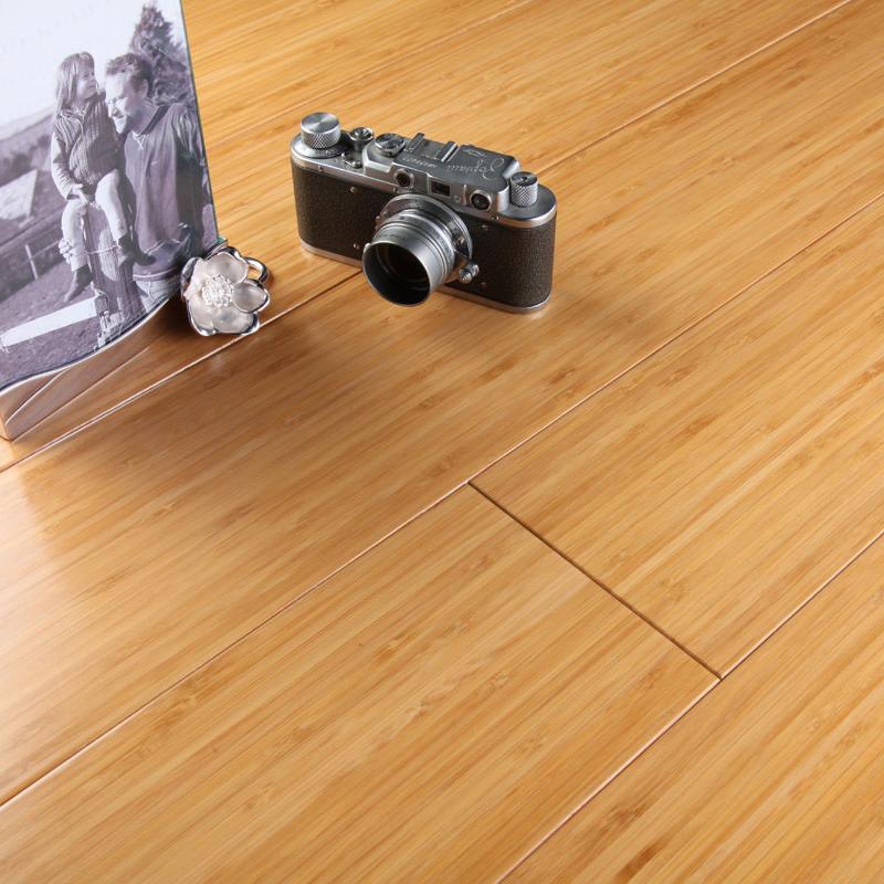 鹂歌壹地面碳化侧压竹地板