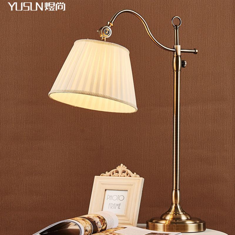 煜尚美式复古台灯YSTD-5507