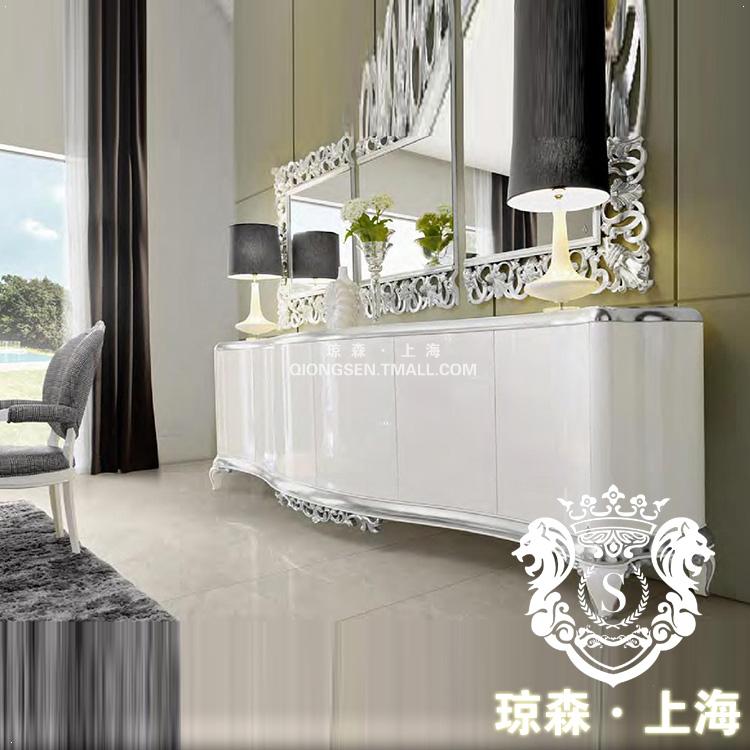 琼森白色新古典装饰柜4x2001 (3)