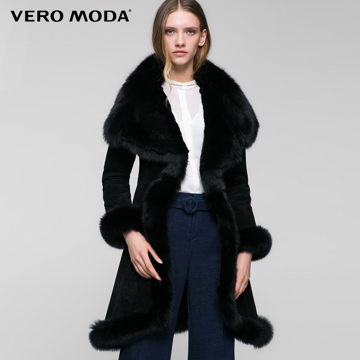 Leather jacket VERO MODA 316428525 VeroModa