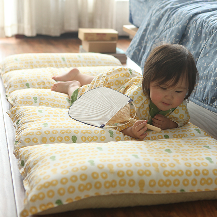 castlegarden斜纹纯棉可折叠床垫DW563C0