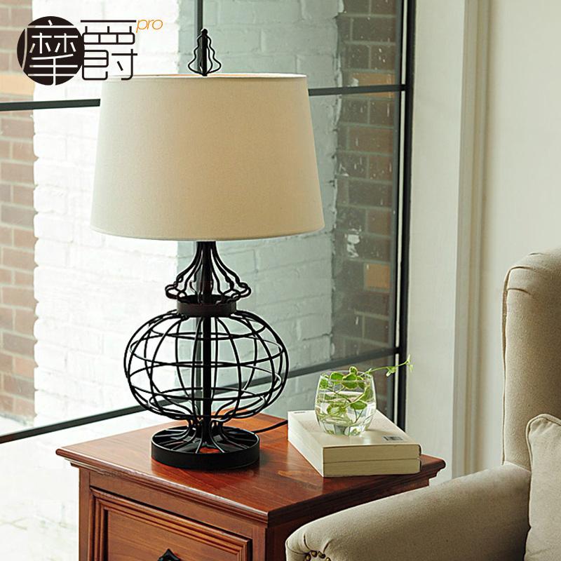 摩爵法式铁艺创意台灯 MJ T2527-177