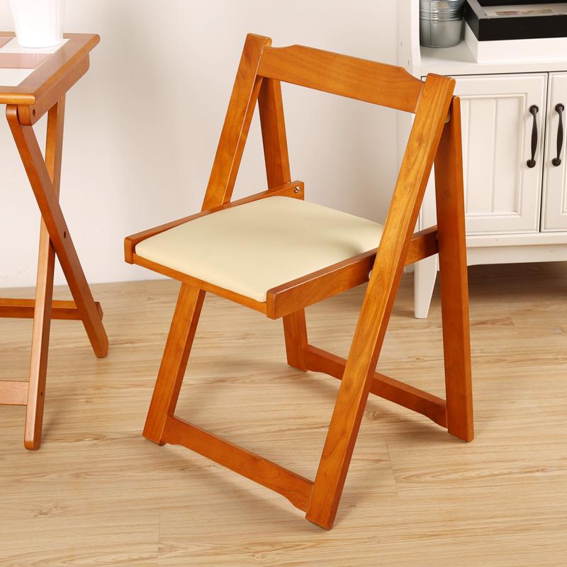 越茂实木餐椅TC906-1