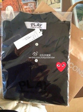 Футболка CDG Play Polo
