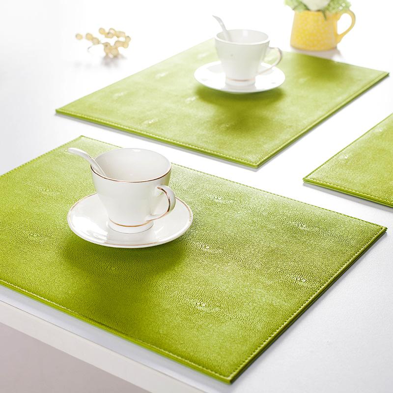 正想皮革长方形西餐垫XY2014001