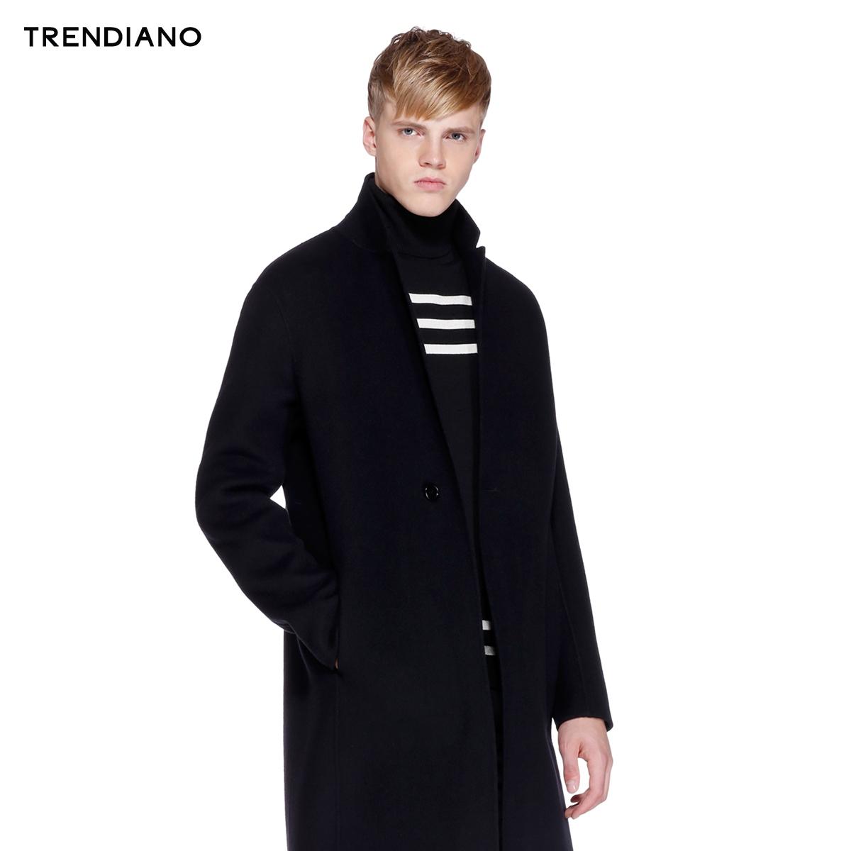 Пальто мужское Trendiano 3hc4341250 2016