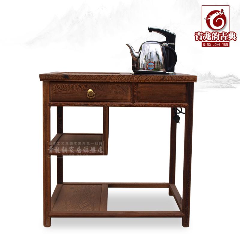 青龙韵红木家具中式实木小茶几bj889