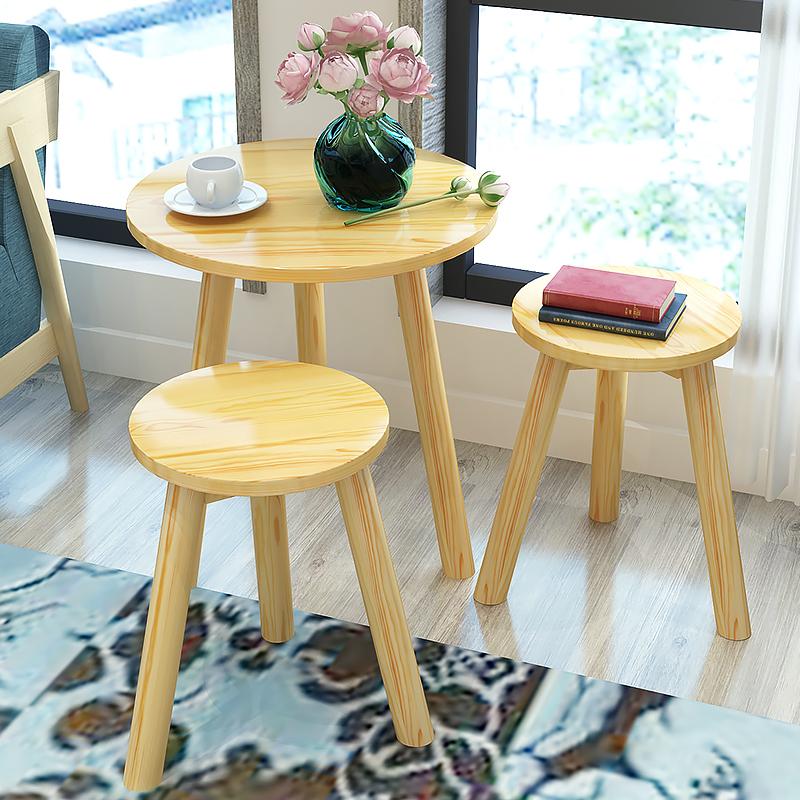 亿家达实木圆桌b202