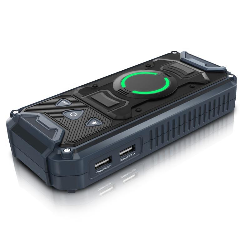 纽曼V1汽车载电瓶应急启动电源12V紧急搭电宝充强起动亏电启动器