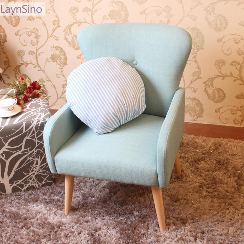、莱茵塞纳单人布艺沙发椅LYSN10