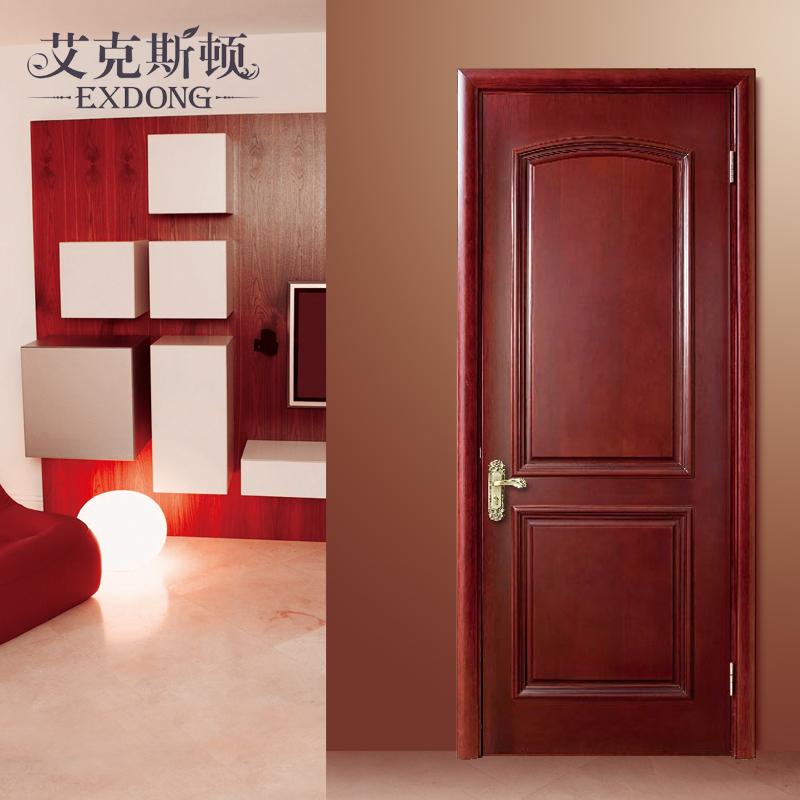 艾克斯顿现代简约新中式室内门n55