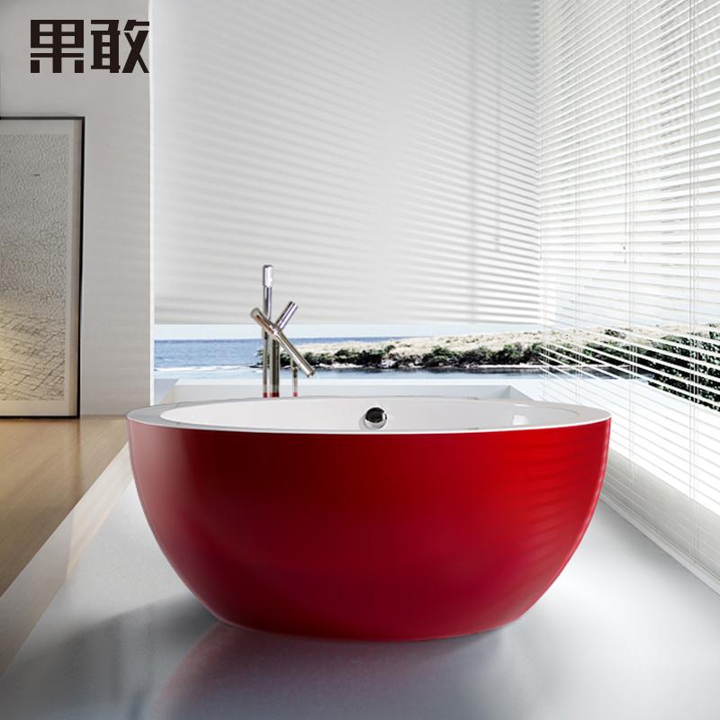 果敢亚克力浴缸031