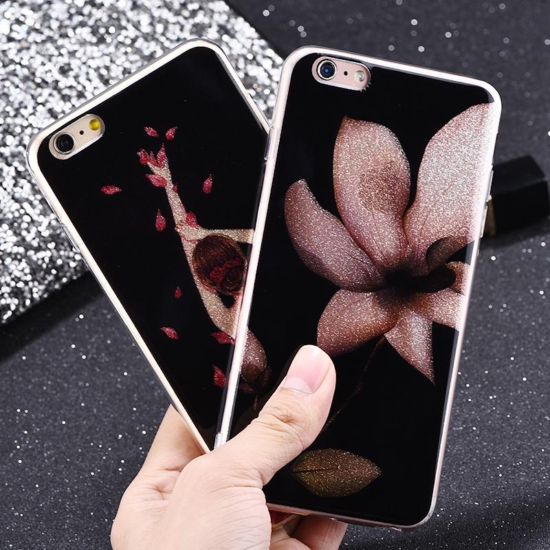 手机壳苹果全包超薄挂绳防摔软胶壳
