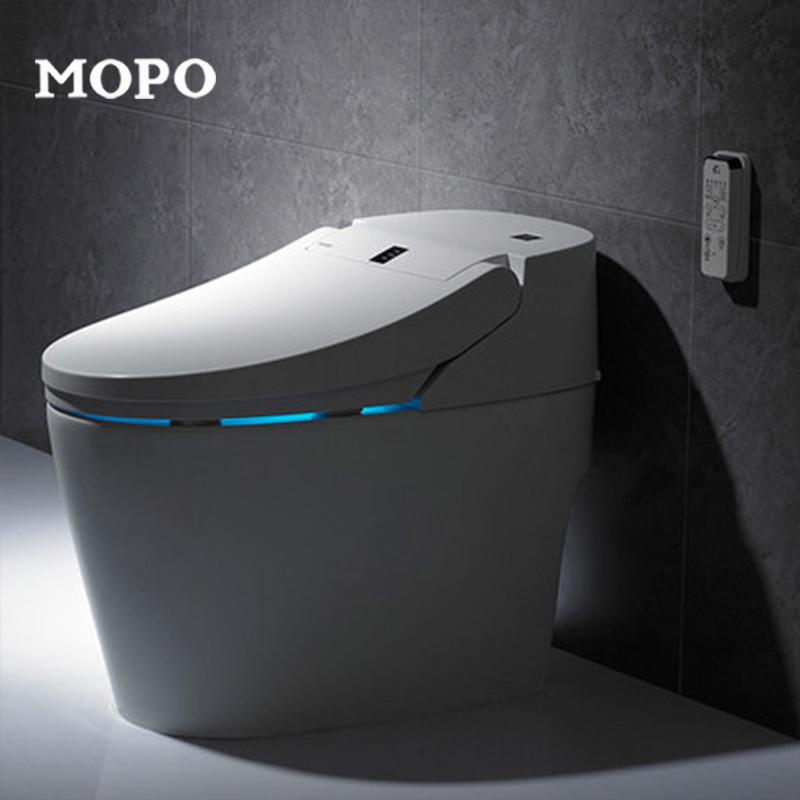 摩普一体式全自动翻盖智能马桶MP-2004