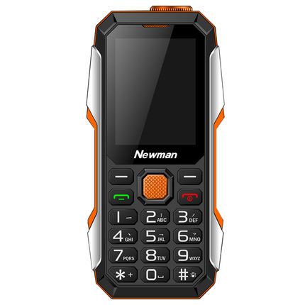 Newman V18 genuine long standby mobile character loud old mobile phone three defense military straight old man machine