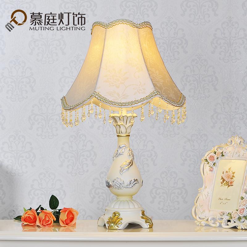 慕庭欧式装饰台灯T121