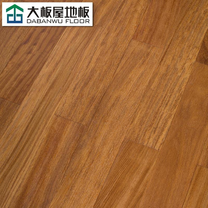 大板屋实木地板ML009