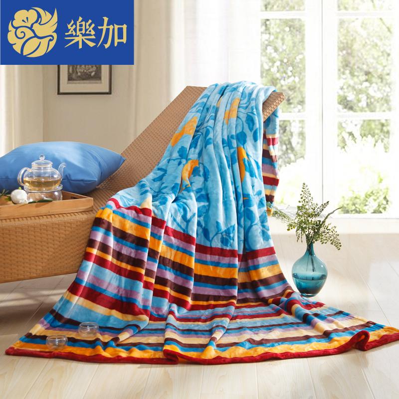 lehome/乐加法兰绒毛毯LH31200611
