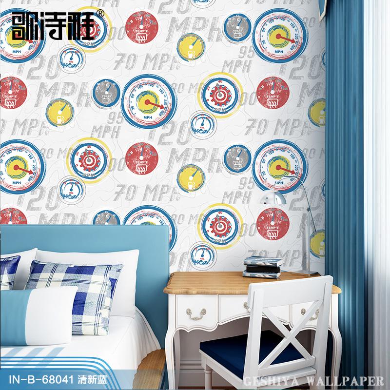 歌诗雅壁纸地中海风格IN-B-6804