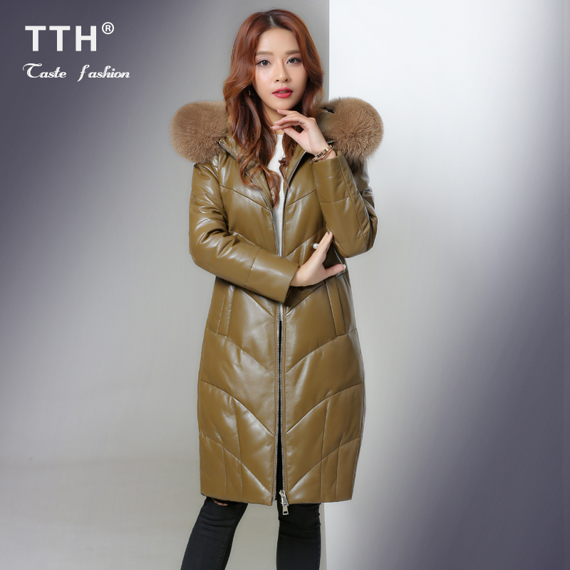 Leather jacket Tth t16051 2016