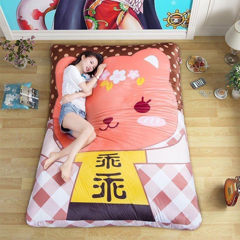 朗绮国际长形懒人沙发床EQH003615
