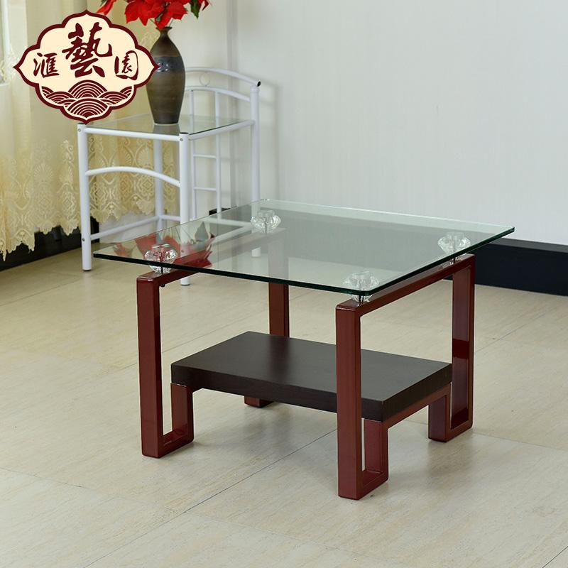 汇艺园现代家具方形茶几JB-020方几