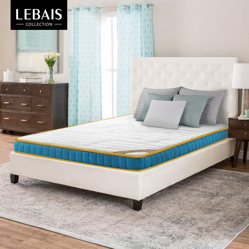 勒贝斯儿童天然乳胶薄床垫J06