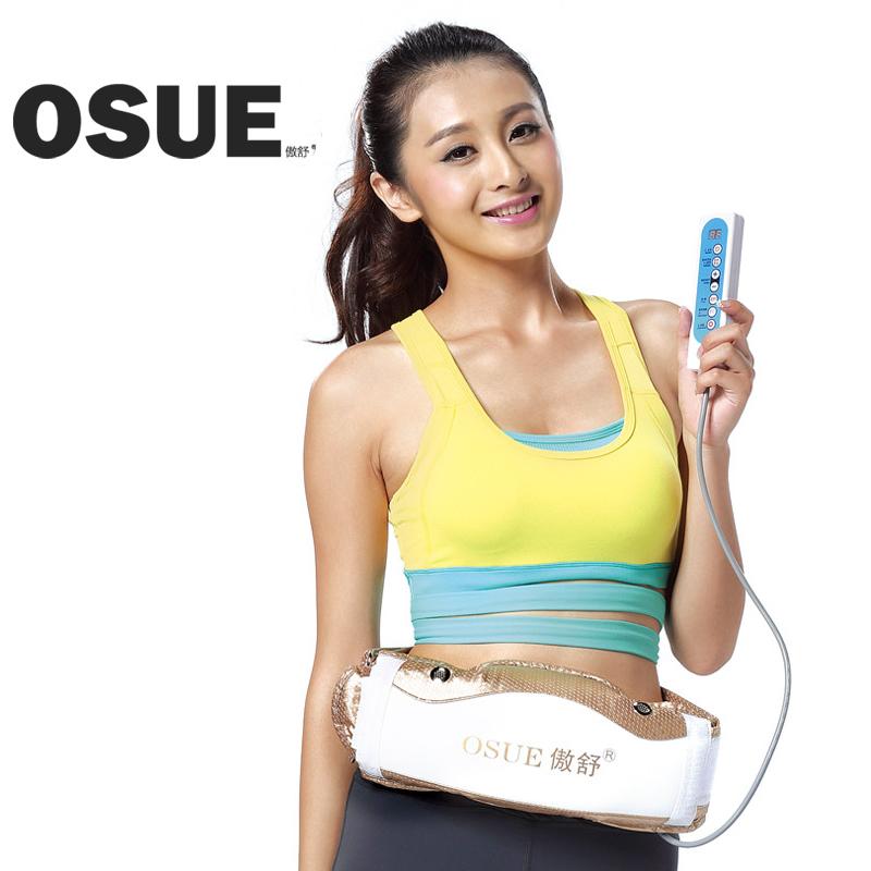 懒人甩脂机抖抖机震动肚子腹部按摩瘦身腰带瘦腰部减肥仪器材