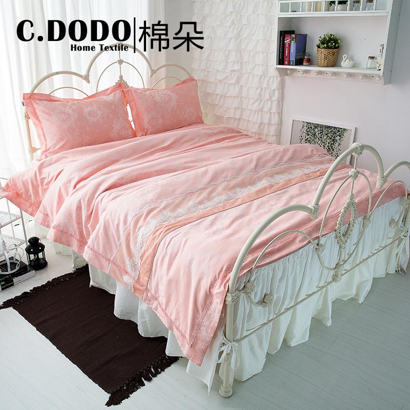 c.dodo/棉朵欧式床上用品815030416125