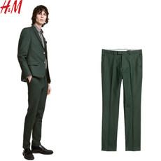 Классические брюки H&M HM 2017