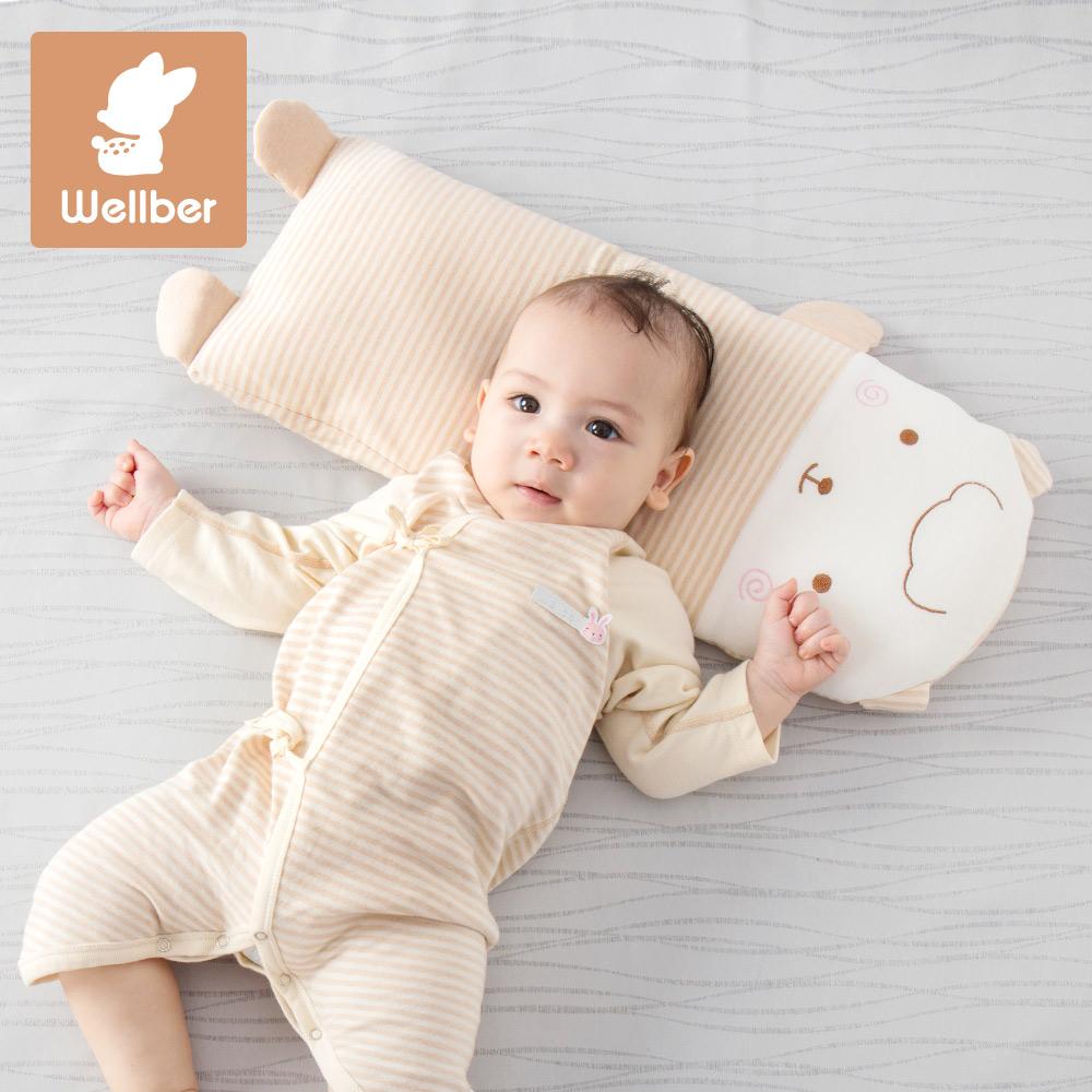 威尔贝鲁婴儿枕头枕套WCCP002