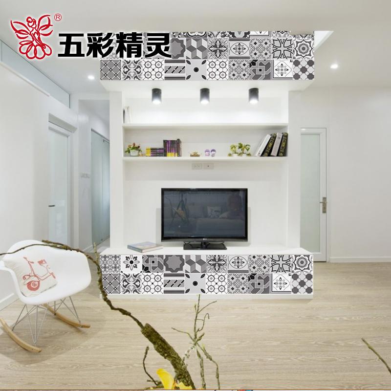 五彩精灵瓷砖Y2020