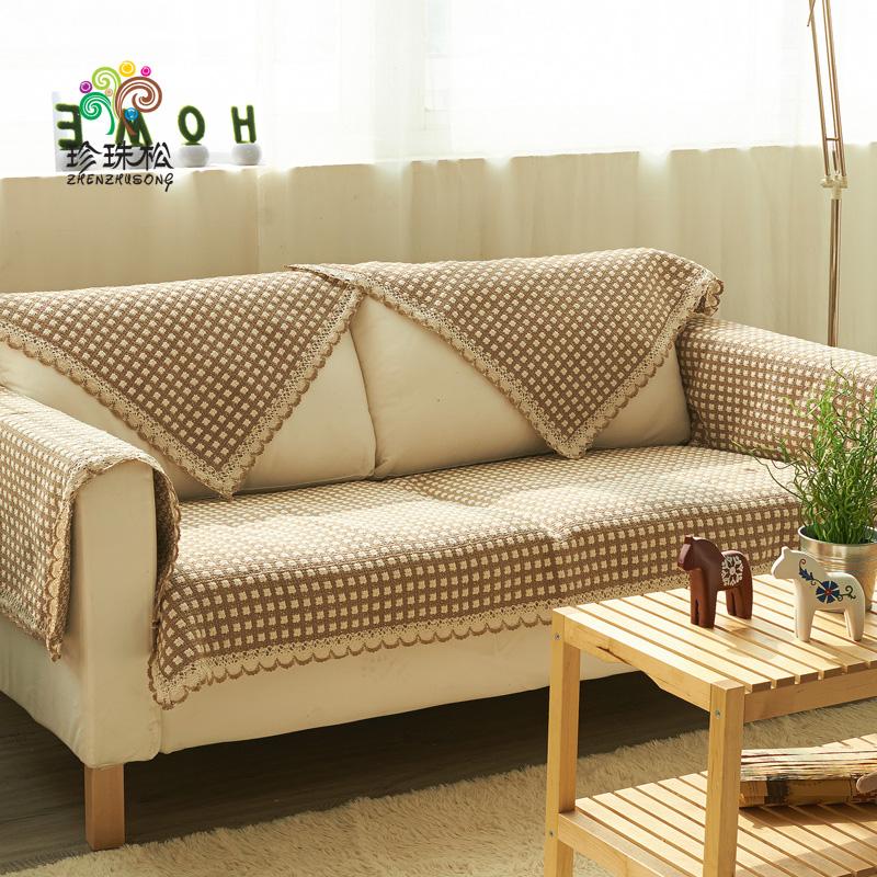 珍珠松秋冬加厚沙发垫SFD90008