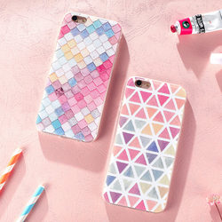 conner iphone6手机壳苹果6s套硅胶女款6plus浮雕i6透明六p防摔