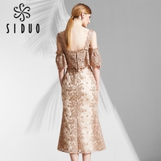 Evening dress Think duo s6180 2017