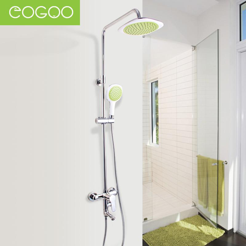 益谷沐浴花洒全铜主体升降淋浴器EG020202