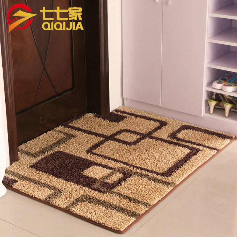 Foyer Door Mats : Floor mat door at the entrance