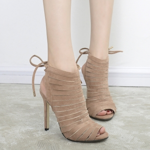 Bandage shoes, fashion sandals