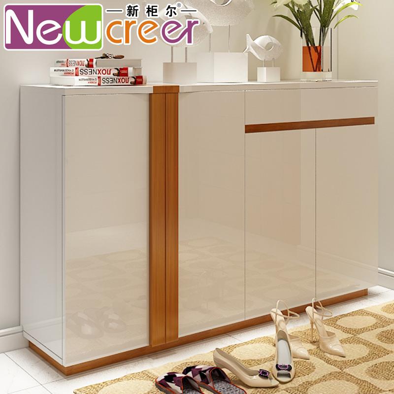 新柜尔现代简约烤漆储物柜A115