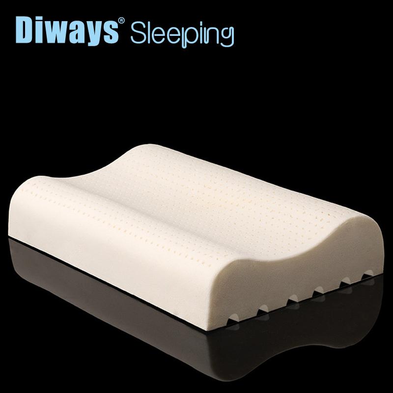 diways夏季乳胶枕头DW12